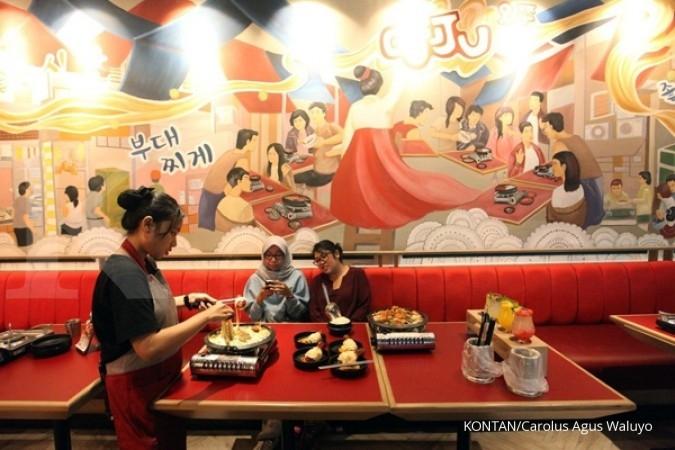 Lezatnya menu berbalut keju di Ojju K-Food