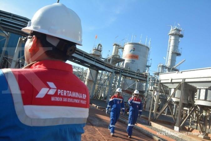 Pertamina EP bidik produksi minyak 83.865 bopd