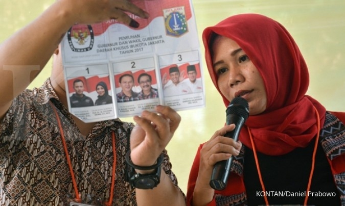 Jakarta voter list to be increased in 2nd round
