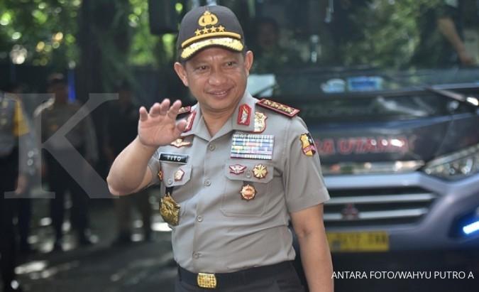 Ternyata Antasari tak laporkan SBY ke polisi