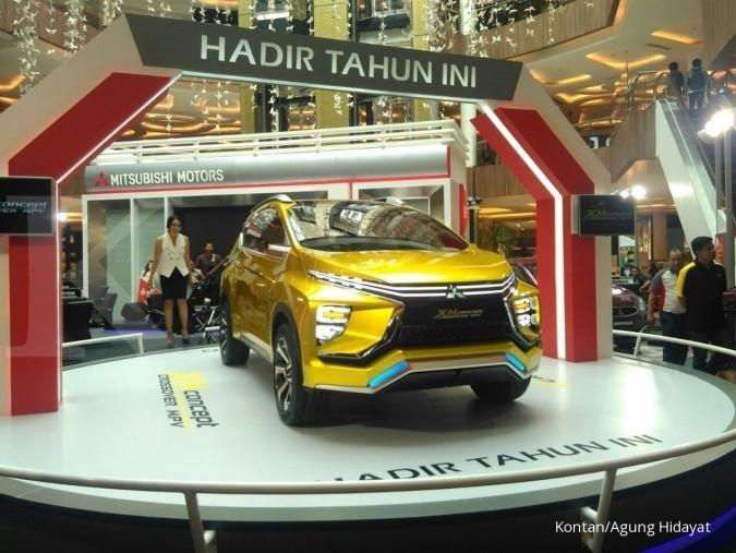 Mitsubishi sajikan mobil penumpang baru XM Concept