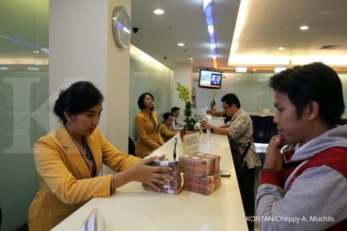Bank Mandiri jaga rasio profit di level 2%