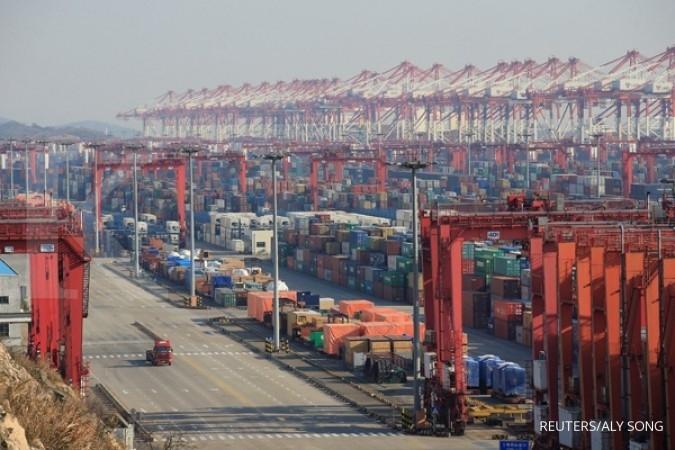 China cetak defisit anggaran di Februari