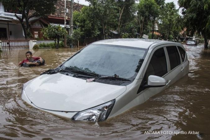 Anies sindir Ahok karena Jakarta banjir lagi