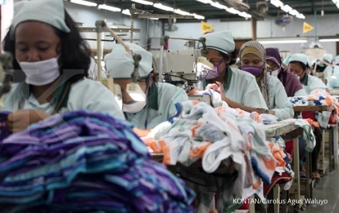 Industri tekstil bisa bangkit di 2017