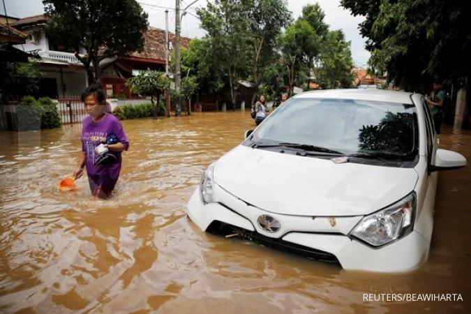 Banjir rendam 6 desa di Purbalingga, ratusan jiwa terpaksa mengungsi