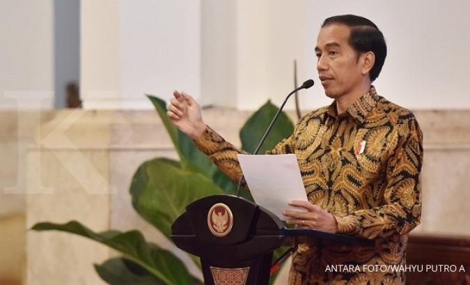 Jokowi angkat bicara tentang politisasi SARA