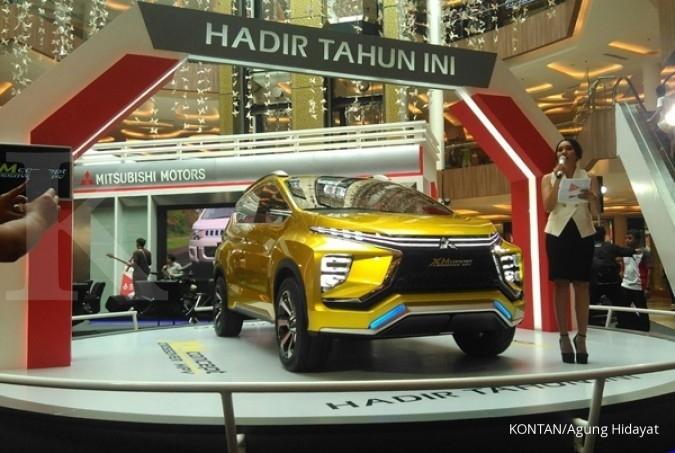 Mitsubishi mengincar porsi besar mobil penumpang