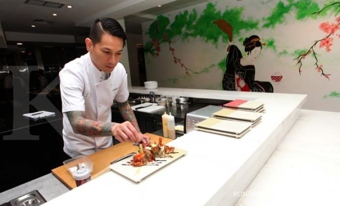 Chef Juna: Sabar menggaet pelanggan