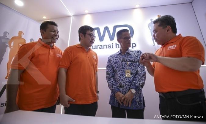 FWD Life ekspansi ke Sumatera