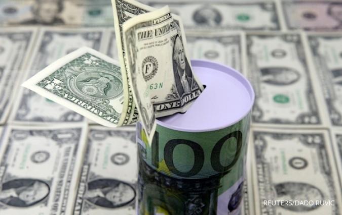 Jelang testimoni Yellen, dollar AS ungguli euro