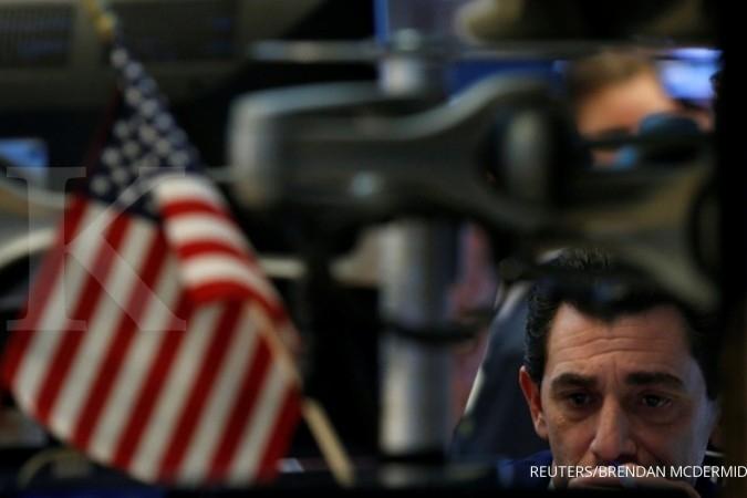 Bursa AS dibuka turun di akhir pekan