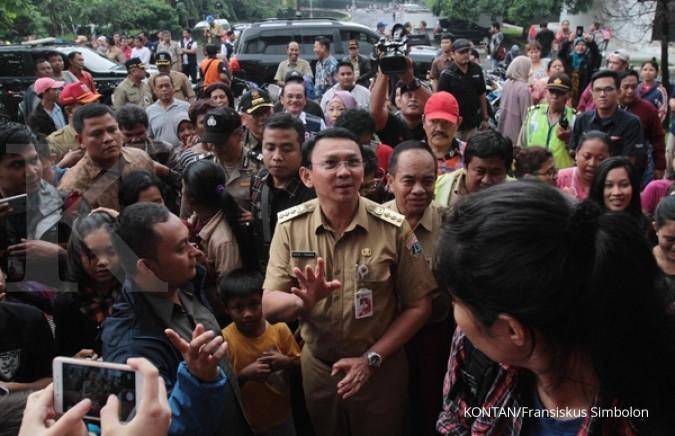 Ahok bertemu adik Soeharto, sempat curhat