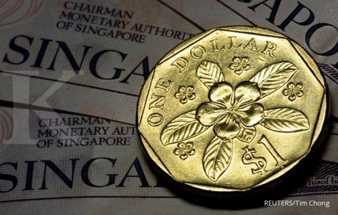 Perbaikan Ekonomi Singapura Menekan Nilai Rupiah