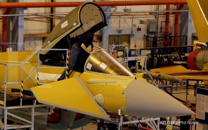 Qatar beli jet tempur dari Inggris