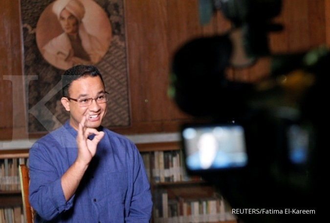 Anies ingin implementasikan open governance