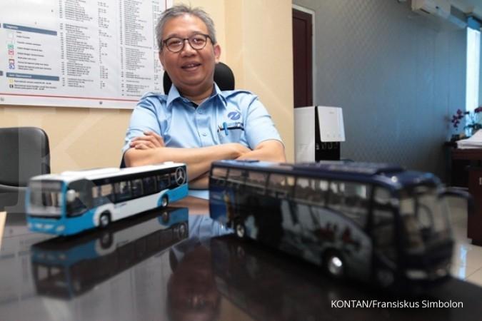 Kata Transjakarta yang diminta Sandi hindari macet