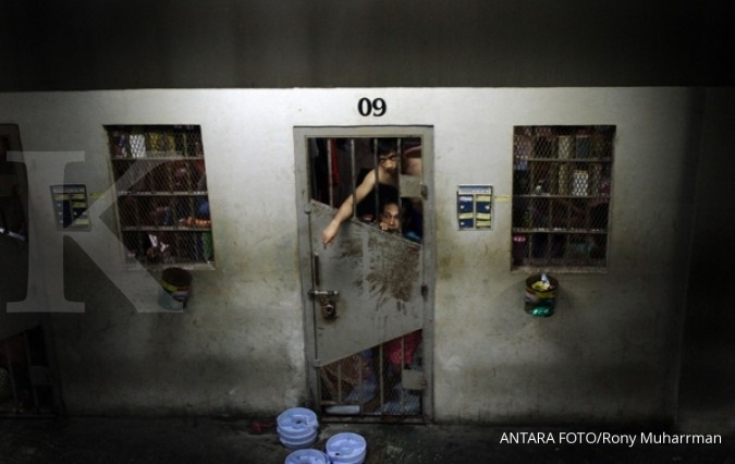 531 narapidana dapat remisi khusus Hari Raya Nyepi
