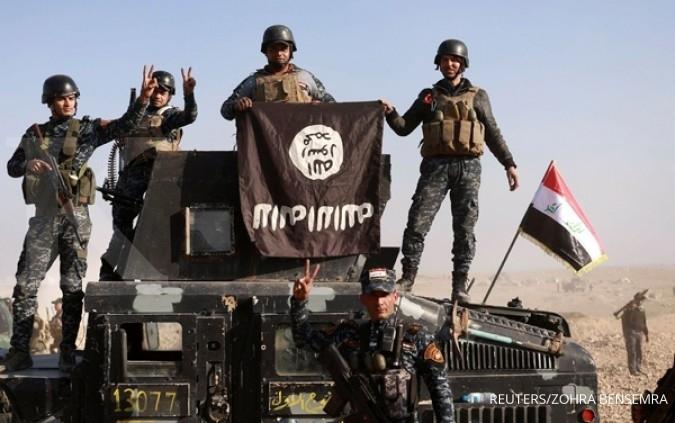 Serangan di Mosul masuk kejahatan perang