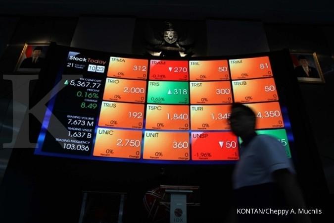 Mencari saham-saham dengan valuasi murah