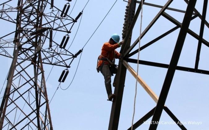 PLN bangun transmisi tegangan tinggi di Priok