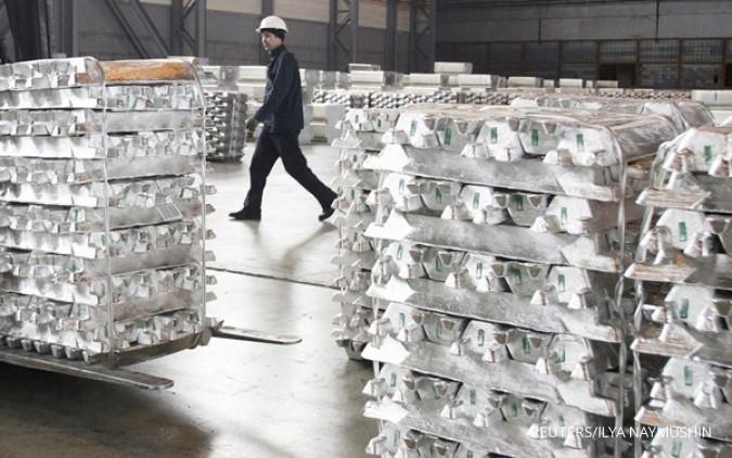 Tren aluminium menguat jangka pendek