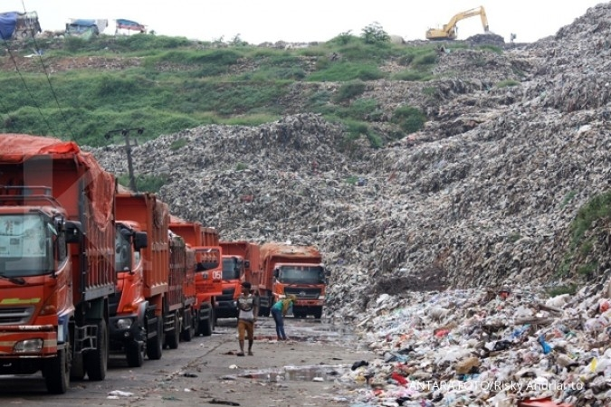 DKI Jakarta uji emisi truk sampah