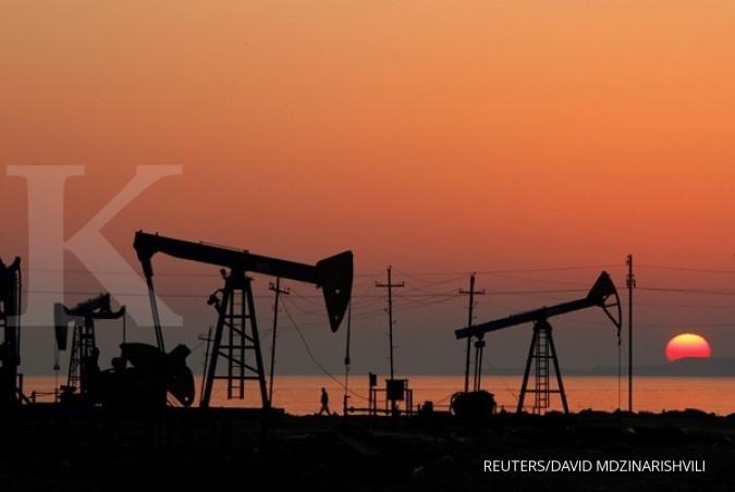 OPEC tahan produksi, harga minyak menguat