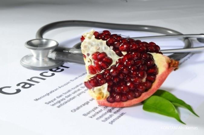 Pola makan sehat demi mengurangi risiko kanker