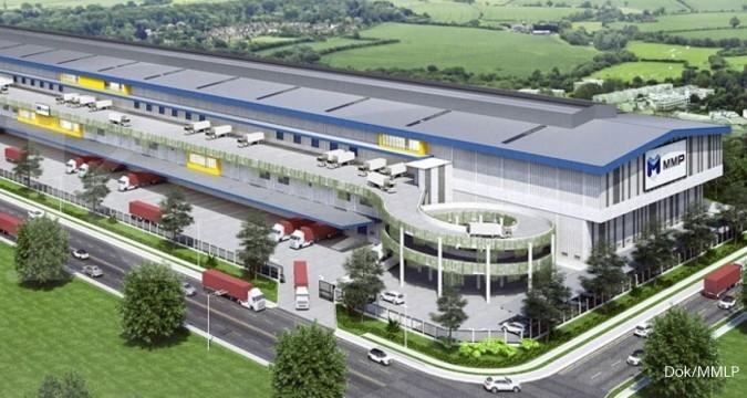 MMLP Perkuat bisnis penyediaan gudang, Mega Manunggal (MMLP) akan tambah landbank 14 ha