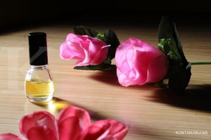 Wewangian mawar jadi favorit wanita Indonesia