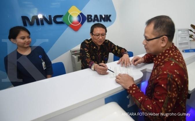 Bank MNC patok LFR di level 85% tahun ini