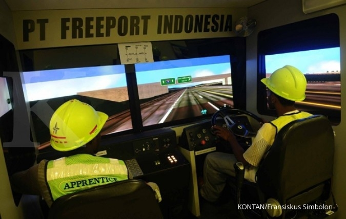 Freeport won't reach for arbitration option
