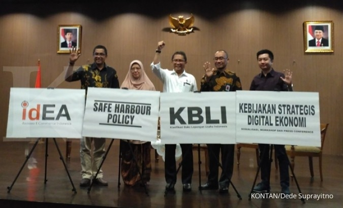 Kominfo siapkan regulasi safe harbour e-commerce