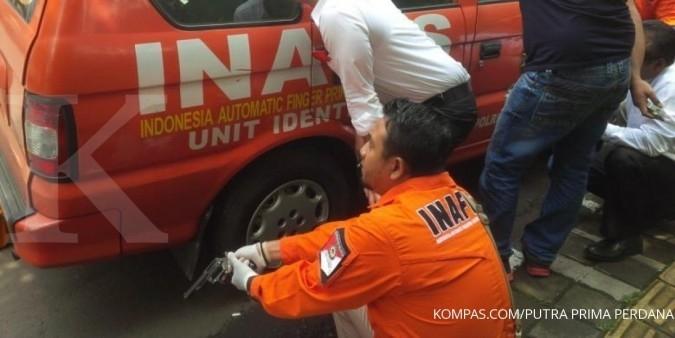 Terduga teroris di Bandung bawa ransel terduga bom