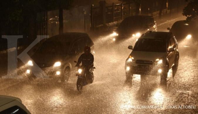 Simak info genangan di Jakarta saat ini