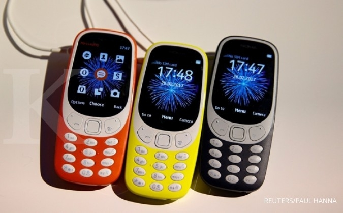 IDC: Blackberry dan Nokia hadapi persaingan ketat