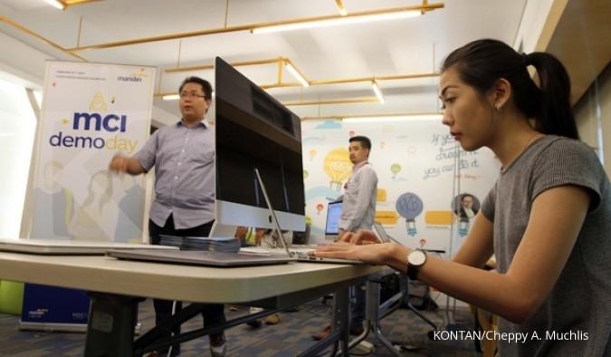 Bank Mandiri siap rogoh Rp 50 M kembangkan startup