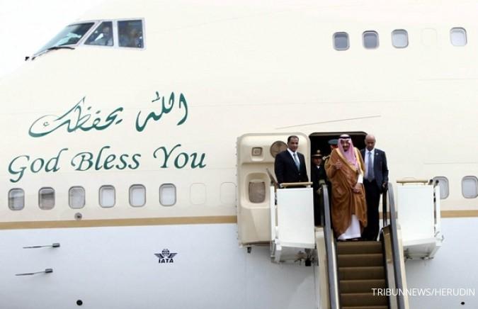 Sambut Raja Salman, 42 penerbangan Bali terganggu