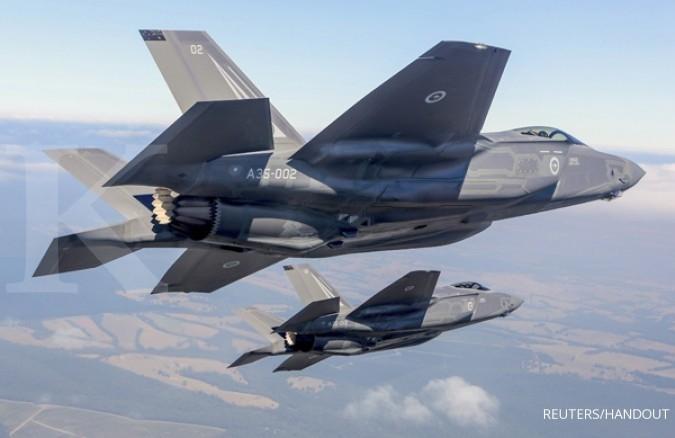 Pesawat tempur Lockheed Martin F-35