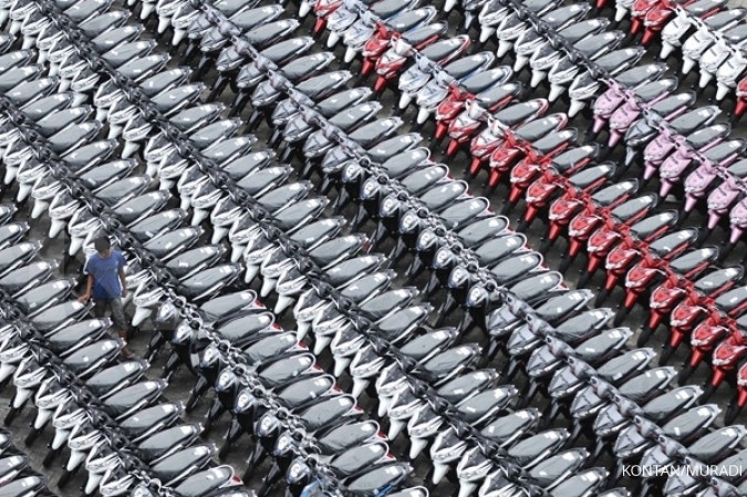 AISI revisi target penjualan motor jadi 5,9 juta