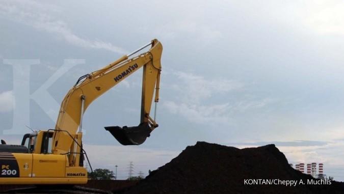 United Tractors (UNTR) kerek target produksi batubara kokas