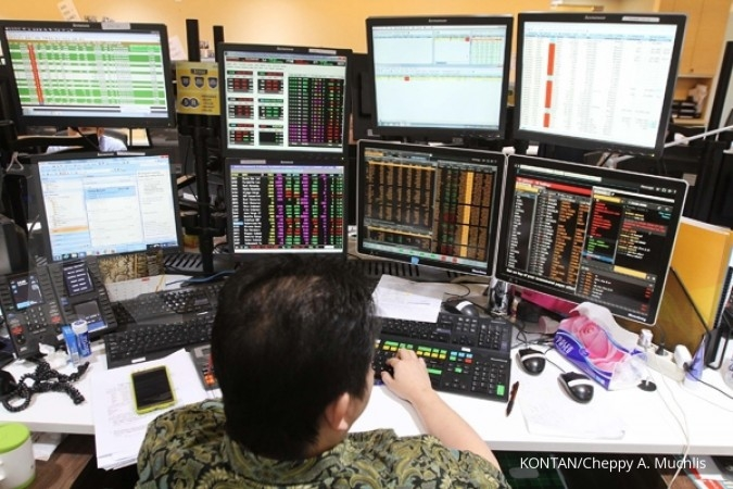 Catat rekor, PER IHSG melampaui bursa Asia