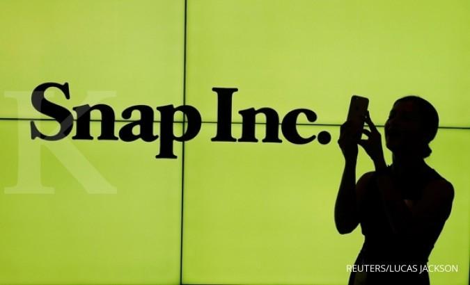 Google berminat akuisisi Snapchat senilai US$ 30 M