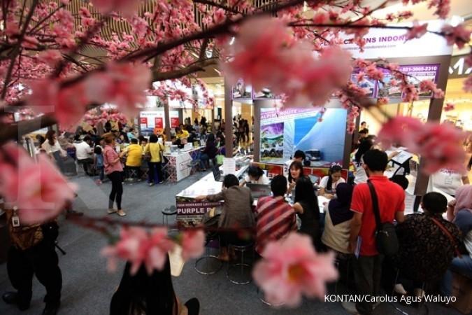 Wisatawan Indonesia serbu Jepang