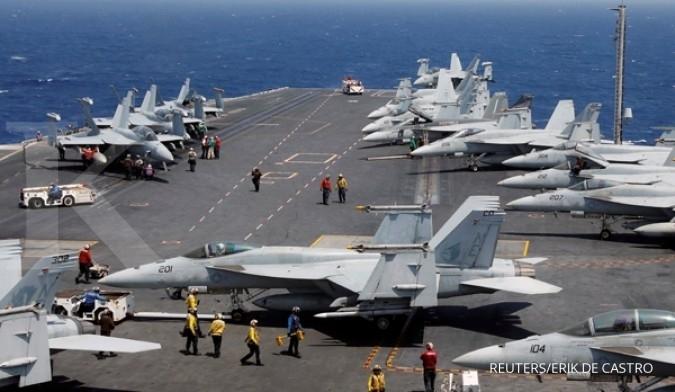 AS dan Korut berbalas ancaman