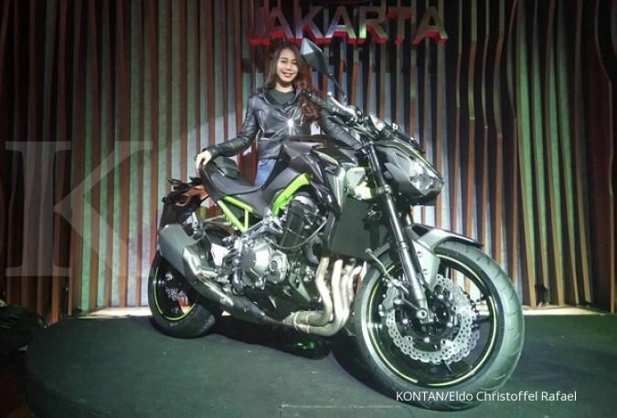 Sabtu, Kawasaki luncurkan tiga model motor baru