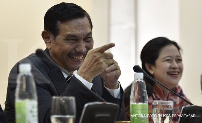 KPK looks into Luhut's alleged role in tax case