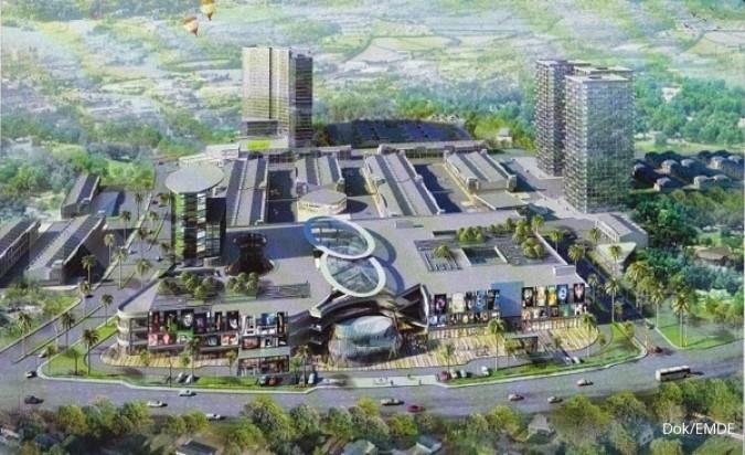 Megapolitan fokus di wilayah Cinere
