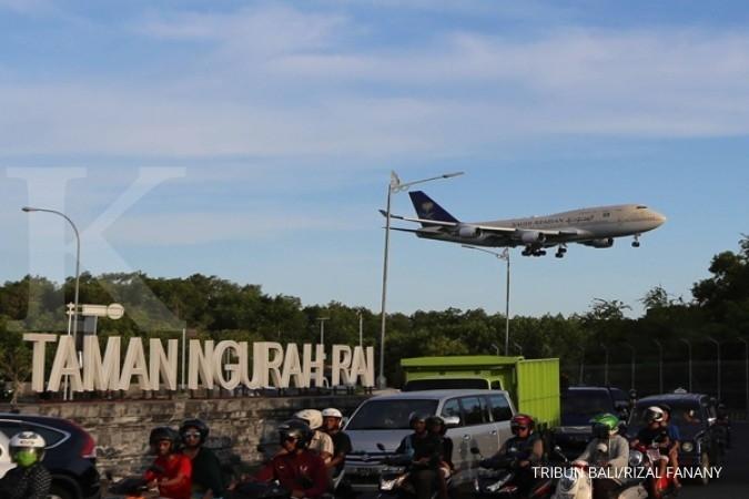 Raja Salman pulang, penerbangan akan distop